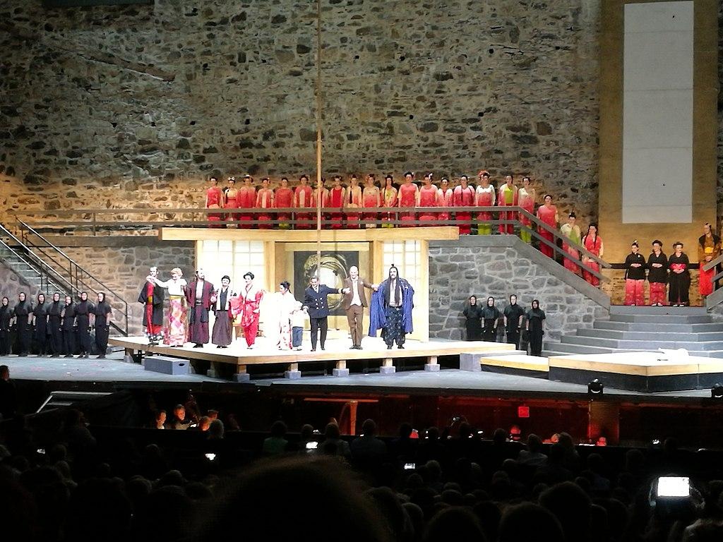 Populære operafestivaller